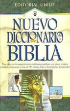 Pastor Library: Nuevo Diccionario de la Biblia by Alfonso Lockward (1999,...