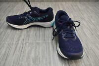 ASICS GT-1000 8 1012A460 Running Shoes, Women's Size 6, Navy