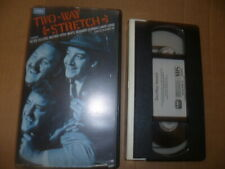 VHS VIDEO. TWO- WAY STRETCH. PETER SELLERS.