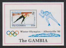 Gambia - 1992, Olympic Games, Barcelona sheet - MNH - SG MS1363b