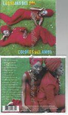 CD--LAS HIJAS DEL SOL--    COLORES DEL AMOR