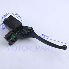 Right Front Brake Master Cylinder 8mm For GY6 50cc-250cc Scooter Dirt Bike USA !