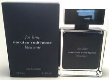 Narciso Rodriguez For Him Bleu Noir EDT Spray 3.3floz./100mL Brand New In Box