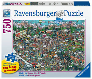 Ravensburger Puzzle 750pc Large Format - Acts of Kindness 6804-0