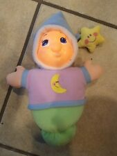 2003 Playskool Lullaby GLOWORM Glow Worm Toy Light and Sound