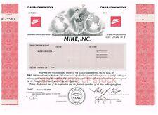Nike, Inc., 2000
