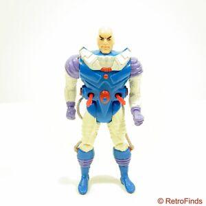 Original Kenner 1986 DC Super Powers Mr. Freeze Action Figure Rare - No Helmet