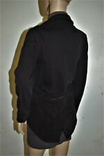 2en1 ULTRA ORIGINALE Veste COURTE ou Redingote queue de pie CACHE CACHE Noir M/3