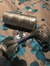 Bakers Twine Roll Silver  Twine 2 Ply 100m  Wedding Favours  DIY Craft