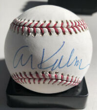 Al Kaline Autographed Signed Ball Detroit Tigers Hof On A OMLB