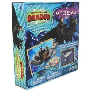 How To Train Your Dragon: The Hidden World Jeu Battle Royale Game RRP £19.99