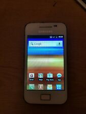 Cracked Samsung Ace GT S5830i - White - Unlocked