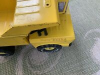 Tonka Truck Mighty Dump Truck Dump Bed Vintage 70s Toy 1970s 18inch