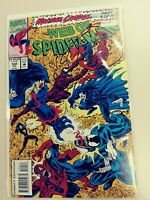 WEB OF SPIDER-MAN 102 9.9 10.0 GEM MINT MAXIMUM CARNAGE PART 6 MARVEL PA11-130