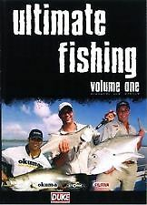 Ultimate Fishing Volume one  DVD  B4