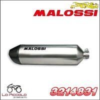 3214831 MARMITTA MALOSSI RX omologata YAMAHA X MAX 250 ie 4T LC e3 2010--2013