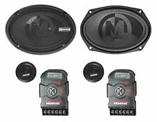"Memphis Audio Prx690C 6x9"" 120 Watt Car Component Speakers w/Crossovers"