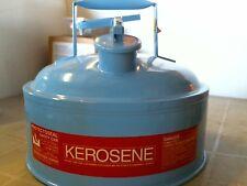 Protectoseal 2 Gallon Type 1 Kerosene Safety Can Lt. Blue 3612K