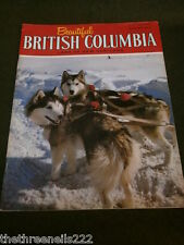 BEAUTIFUL BRITISH COLUMBIA - WINTER 1972 - ARMSTRONG - STANLEY PARK