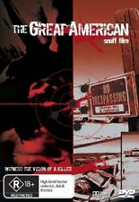 The Great American Snuff Film (DVD, 2006)