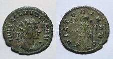 IMPERIO ROMANO.  CLAUDIO II. CLAUDIUS II.  ANTONINIANO. ANTONINIANUS. ROMA.  MBC