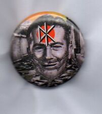 DEAD KENNEDYS BUTTON BADGE - AMERICAN  HARCORE PUNK BAND - PIN 25mm