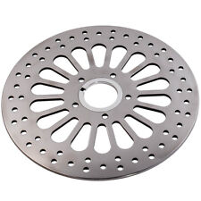 POLISHED 11.5'' FRONT BRAKE DISC ROTOR for HARLEY Touring Softail Dyna 2000-2005