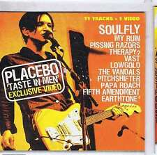 PLACEBO / SOULFLY / MY RUIN / PISSING RAZORS + ROCK SOUND CD Vol. 17