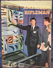 Vintage Magazine American Rifleman,  JUNE 1967 !!! SWEDISH Model 1907 PISTOL !!!