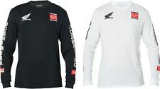 Fox Racing Yoshimura Honda Long Sleeve T-Shirt  - Mens Tee