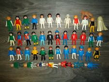 vintage Playmobil action figure lot