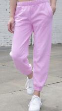 Brandy Melville Bright Pink Rosa Sweatpants NWT