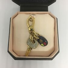 Juicy Couture Car Key With Remote Charm Rare in Box