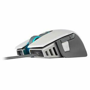 Corsair CH-9309111-NA M65 Rgb Elite Tunable Fps Accs Gaming Mouse White