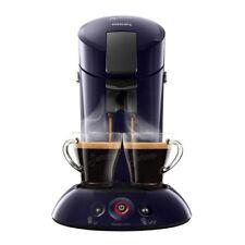 Philips Senseo HD6554/40 Kaffeepadmaschine dunkelblau Kaffee Boost Technologie