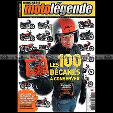 MOTO LEGENDE HS 1 HONDA CBX 1000 RC 30 CB 750 FOUR YAMAHA XT 500 KAWASAKI 750 H2
