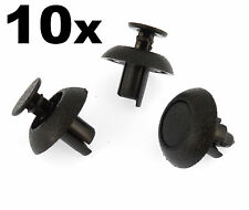10x Toyota Motorabdeckung Clips- Kunststoffverkleidung Verschluss für Motor &
