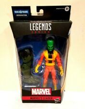 HASBRO MARVEL LEGENDS ABOMINATION B.A.F SERIES LEADER(SAMUEL STERNS) W/RIGHT LEG