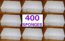 400 BULK PAK Cleaning Magic Sponge Eraser Melamine Cleaner multi-functional foam