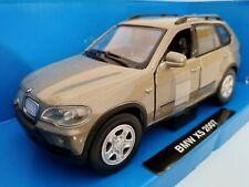 Newray DIECAST metal modelos en miniatura 1:32 coche modelo BMW emergencias 3er serie