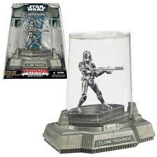 Star Wars Titanium Series Figures Clone Trooper Vintage Patina Finish