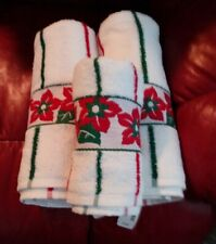 Festive Bath Towels
