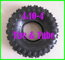 New 4.10/3.50-4 Tire & Tube LawnMower Tire Tractor Go Kart Snow Blower 410/350-4