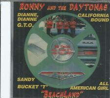 RONNY AND THE DAYTONAS - CD - Beachland - BRAND NEW
