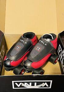 Code Red Jam Skates Quad Roller Skate - Rhythm Skating - Men & Women - Vanilla