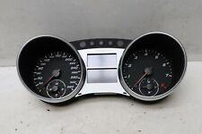 Mercedes Benz ML63 AMG 2008 W164 Speedo Gauge Instrument Cluster 98,335km J147