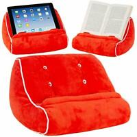 Book Couch iPad Tablet Holder Novelty eReader Rest Sofa Pillow Stand Gift Idea