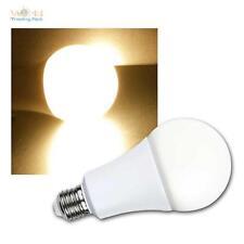 Bombilla LED E27, 20W, 2700K regulable 1900lm 240° 230V Lámpara