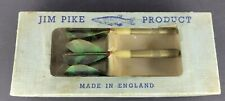 JIM PIKE VINTAGE DARTS MADE IN ENGLAND