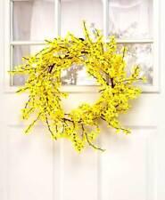"The Lakeside Collection 26"" Forsythia Wreath"